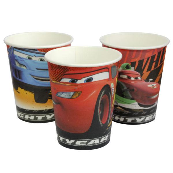 Vasos de Cars
