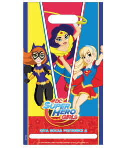 Bolsas para Dulces de DC Super Hero Girls