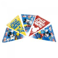 Banderines de Mickey Mouse Rocks