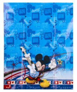 Mantel de Mickey Mouse Rocks