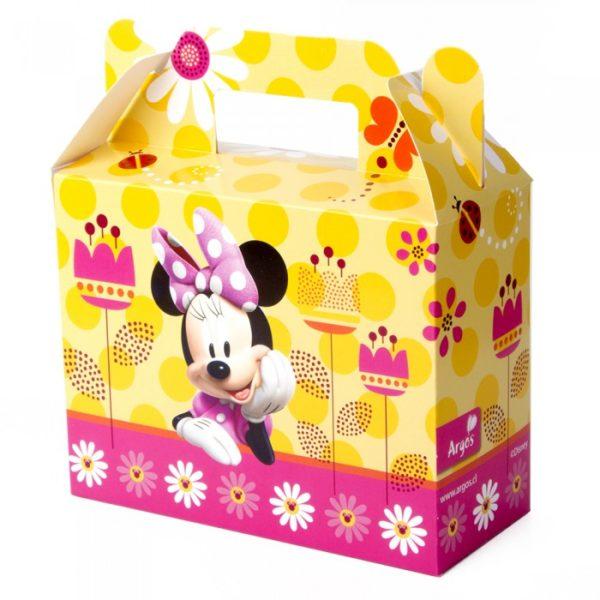 Cajas Sorpresas de Minnie Mouse Flor