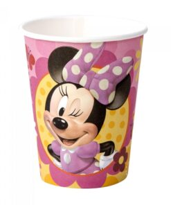 Vasos de Minnie Mouse Flor