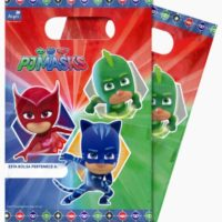 Bolsas para Dulces PJ Mask - Héroes en Pijamas