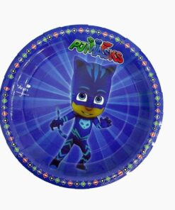Platos de PJ Mask - Héroes en Pijamas