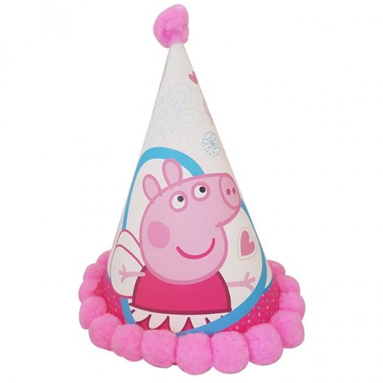 Gorro Festejado de Peppa Pig