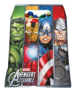 Bolsas para Dulces de Avengers