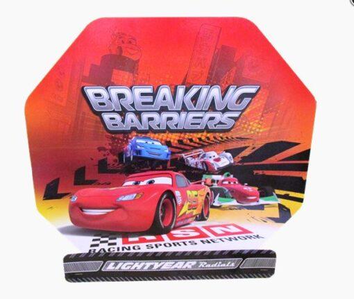 Piñata 3D de Cars