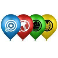 Globos de Avengers