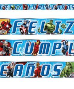 Guirnalda de Avengers