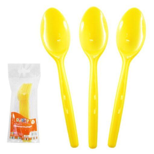 Cucharas Amarillas