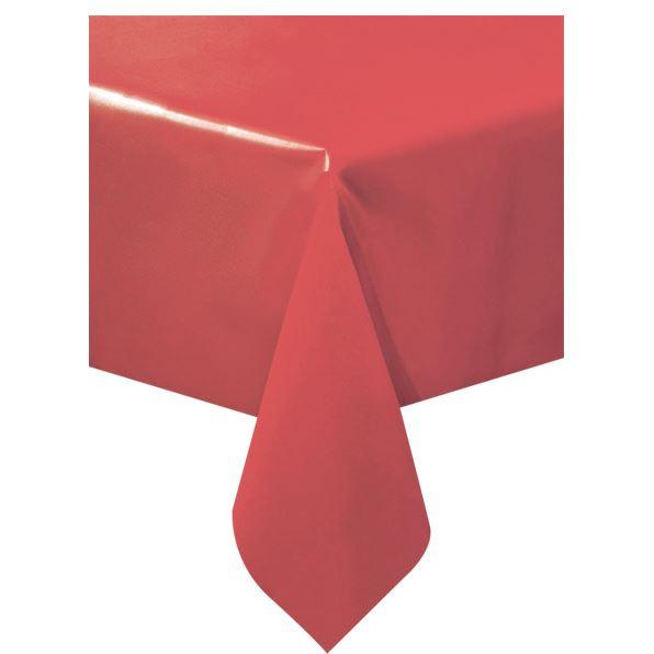 Mantel Rojo