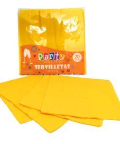 Servilletas Amarillas