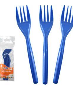 Tenedores Azules