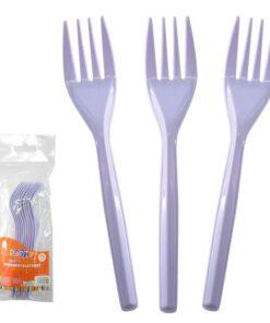 Tenedores Lilas