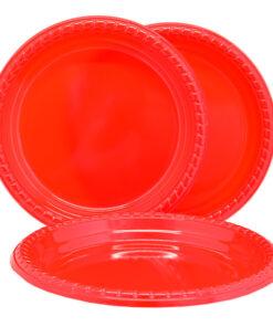 Platos Rojos