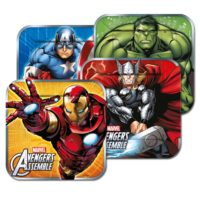 Platos de Avengers