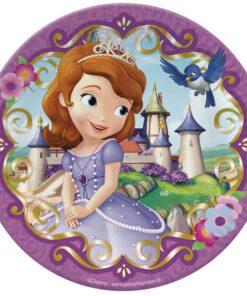 Platos de Princesita Sofía