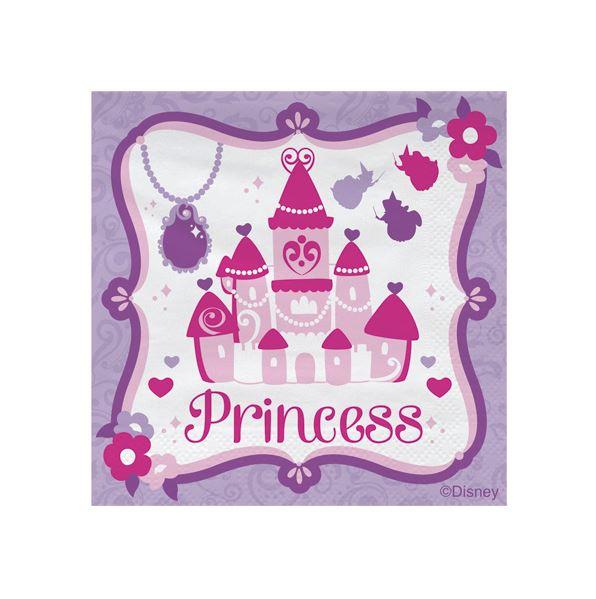 Servilletas de Princesita Sofía