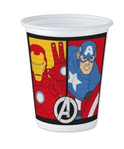 Vasos de Avengers