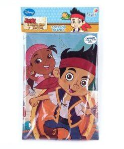 Mantel de Jake y Los Piratas