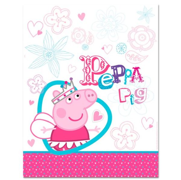 Mantel de Peppa Pig