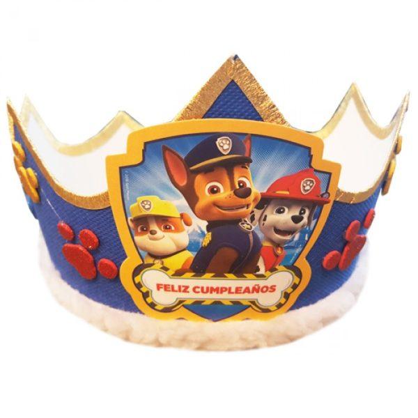 Gorro Festejado de Paw Patrol - Patrulla Canina
