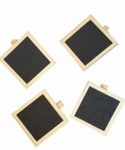 Pinza Mini pizarra rectangular
