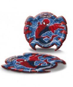 Platos Spiderman 23 cms