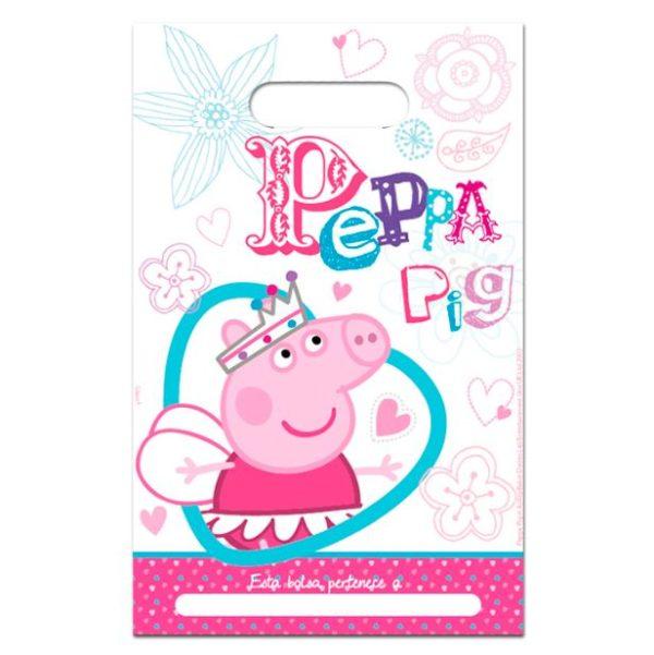 Bolsas para Dulces de Peppa Pig
