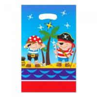 Bolsas para dulces de Piratas y Amigos