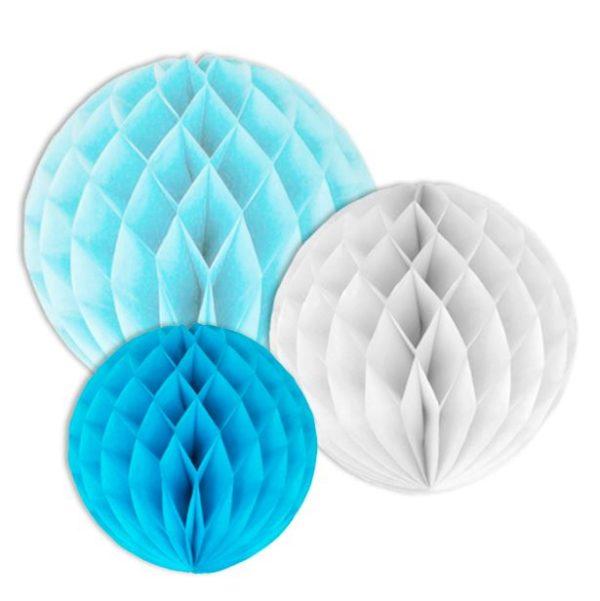 Esferas panales honeycomb