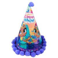 Gorro festejado de Shimmer & Shine