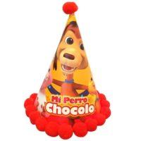 Gorro festejado de Mi Perro Chocolo