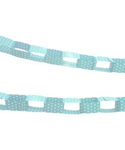 Guirnalda Celeste con puntos blancos