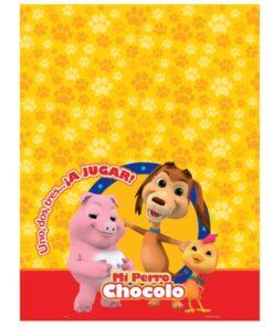 Mantel de Mi Perro Chocolo