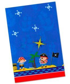 Mantel de Piratas y Amigos