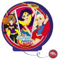 Piñata 3D de DC Super Hero Girls