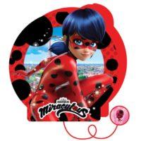 Piñata 3D de Ladybug