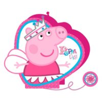 Piñata 3D de Peppa Pig