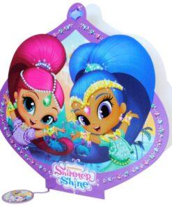 Piñata 3D de Shimmer & Shine