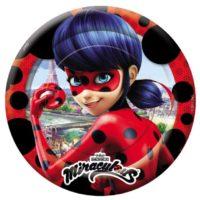Platos de Ladybug