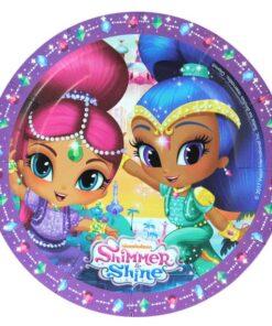 Platos de Shimmer & Shine