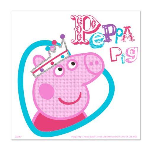 Servilletas de Peppa Pig