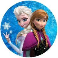 Pack de cotillón de cumpleaños de Frozen