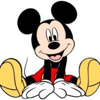 Pack de cotillón de cumpleaños de Mickey Mouse Rocks