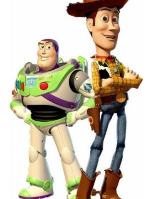 Cotillón Toy Story