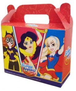 Cajas Sorpresas de DC Super Hero Girls