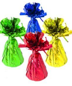 Pesos para globos con helio