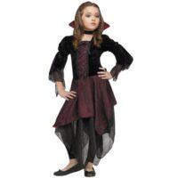 Disfraz Vampiresa deluxe talla 4-6