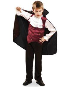 Disfraz vampiro deluxe